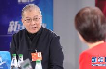 许江:需要引导青少年认识我们传统的心灵家园