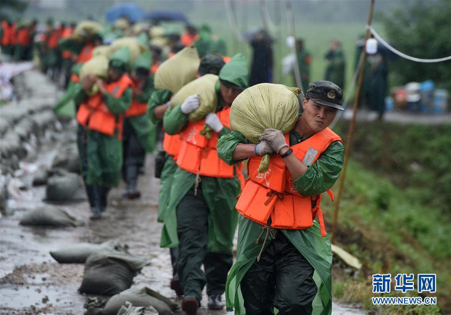 (在习近平新时代中国特色社会主义思想指引下——新时代新作为新篇章·习近平总书记关切事·图文互动)(5)一切为了人民——写在全国防汛救灾取得阶段性重大胜利之时